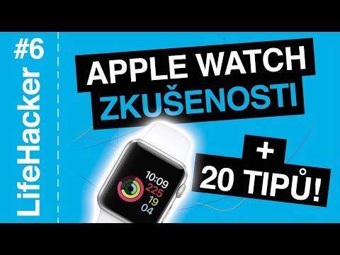 Apple Watch zkušenosti a 20 tipů a triků, jak je efektivně používat ⌚️