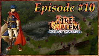 Fire Emblem: Path Of Radiance - Crossing The River, Bridge Assault - Episode 10