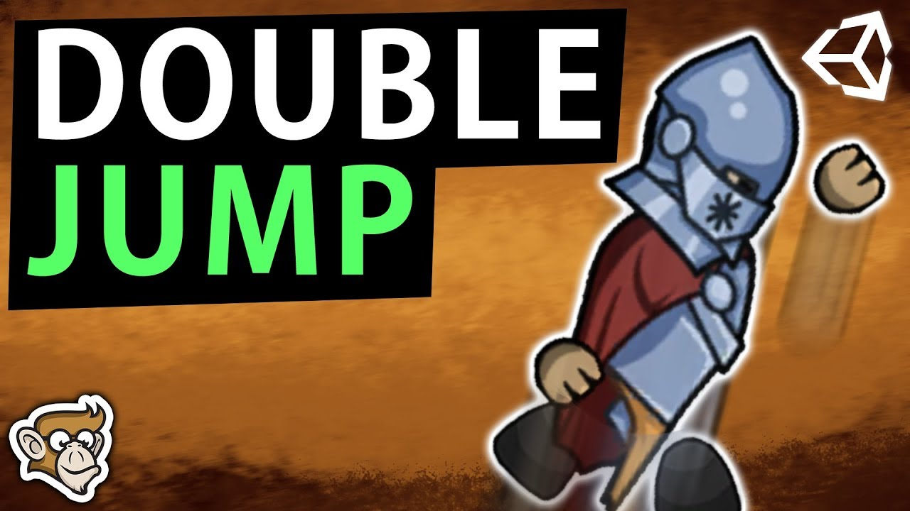 Code Monkey - Simple Double Jump in Unity 2D