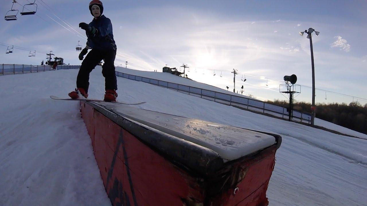 bittersweet ski/snowboard 2017 edit - youtube
