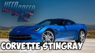 Need For Speed: Rivals - Chevrolet Corvette Stingray (PS4 HD Gameplay 1080p)
