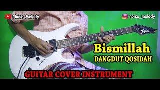 BISMILLAH Qasidah Dangdut Guitar Cover Instrument By:Hendar