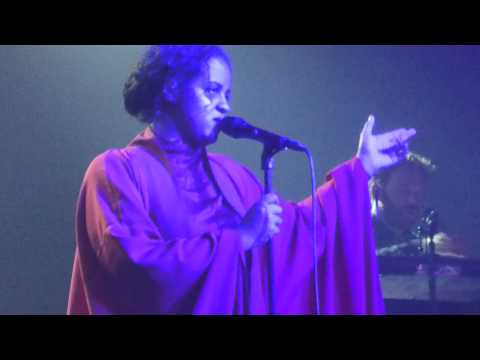 Seinabo Sey - Pistols At Dawn (Live, Stay Out West, Gothenburg Film Studios - August 10, 2014)