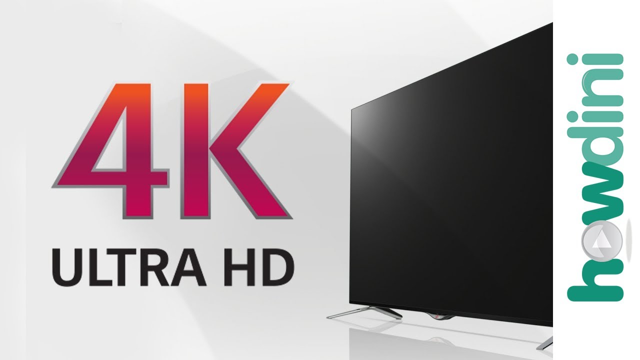 how to watch 4k youtube on tv