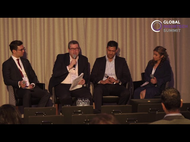Global InsurTech Summit 2019: Health and Life Insurance