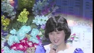 "Etsuko MIZUTANI ""Kirari, Namida"" @1982 解像度1080p高画質化 【作詞】..."