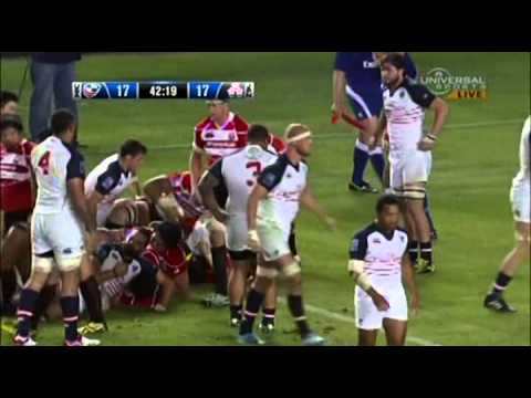 2014 Pacific Nations Cup: United States v Japan