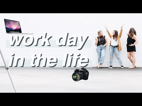 PRODUCTIVE BUSINESS DAY IN THE LIFE VLOG! Event Planning, Photoshoot, Date!