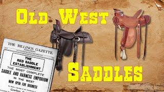 Old West Saddles