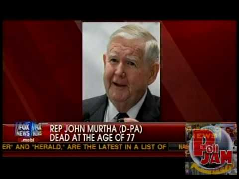 Rep. John Murtha dies at 77