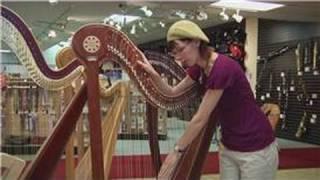 Harps : How to Make a Simple Harp