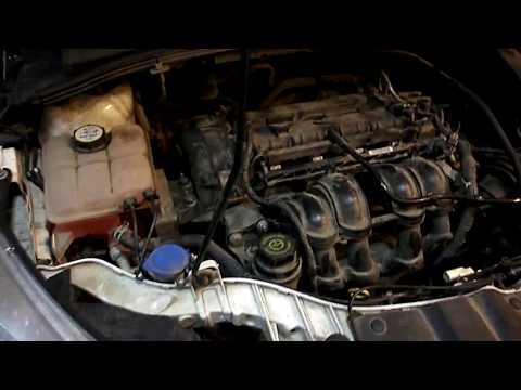 Ford Focus 3. Замена Ремня ГРМ.