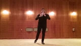 Giovanni Punzi plays Donizetti-Studio Primo