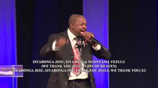 Pastor Solly Mahlangu at COGIC South Africa 1st Convocation