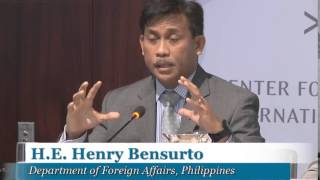 Recent Trends in the South China Sea: Day 1, Panel 3