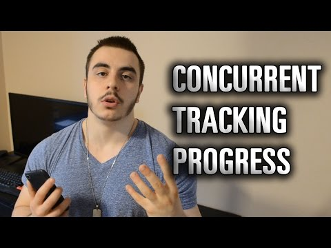 How to Track Progress With Concurrent Periodization