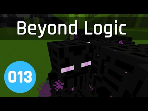 Beyond Logic #13: Resistance is Futile | Minecraft