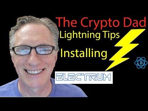 Quick Install Electrum Bitcoin Wallet