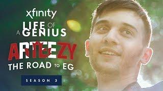xfinity presents life of a genius season 3 episode 2 arteezy the road to eg