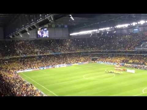 WORLD CUP 2014 - ECUADOR X HONDURAS -