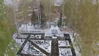 Курмачкасы памятник ВОВ