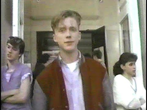 Catholic Relief Services PSA Anthony Michael Hall, 1985