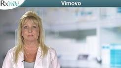 Overview - Vimovo Used for Osteoarthritis, Rheumatoid Arthritis, and ankylosing Spondylitis