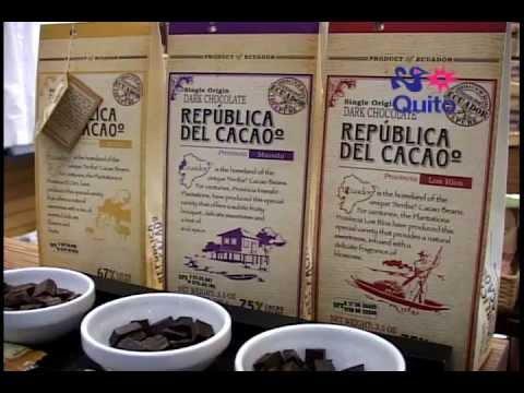El mejor chocolate en Republica del Cacao