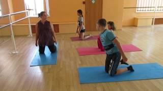видео йога в раменском