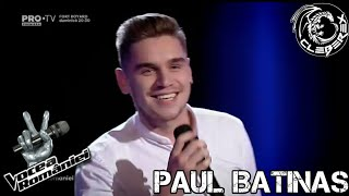 Paul Batinas - Tennessee whiskey (Vocea României 29/09/17)