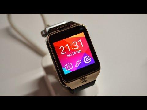 Samsung Gear 2, impresiones MWC 2014