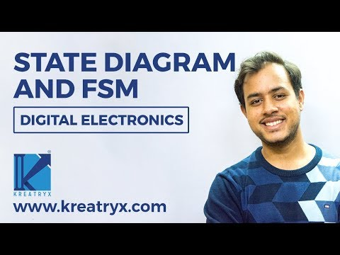 State Diagram and FSM | GATE (ECE) | Digital Electronics
