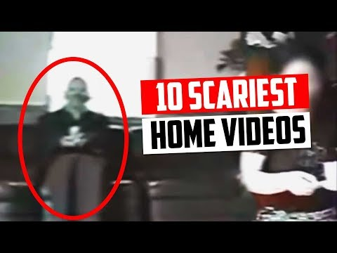 10 Scariest Home Videos Uploaded Online!