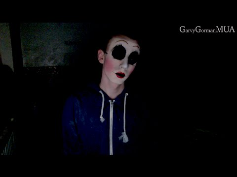 Dollface Mask (The Strangers) Tutorial // Garvy Gorman MUA