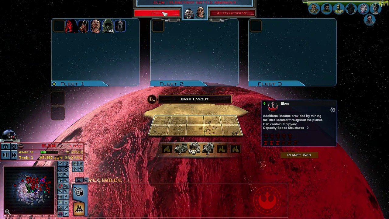 Star Wars – Empire at War – FOC Alliance – Improving the AI part V