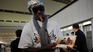 Dennis Rodman: 'Ask Obama' about jailed Kenneth Bae