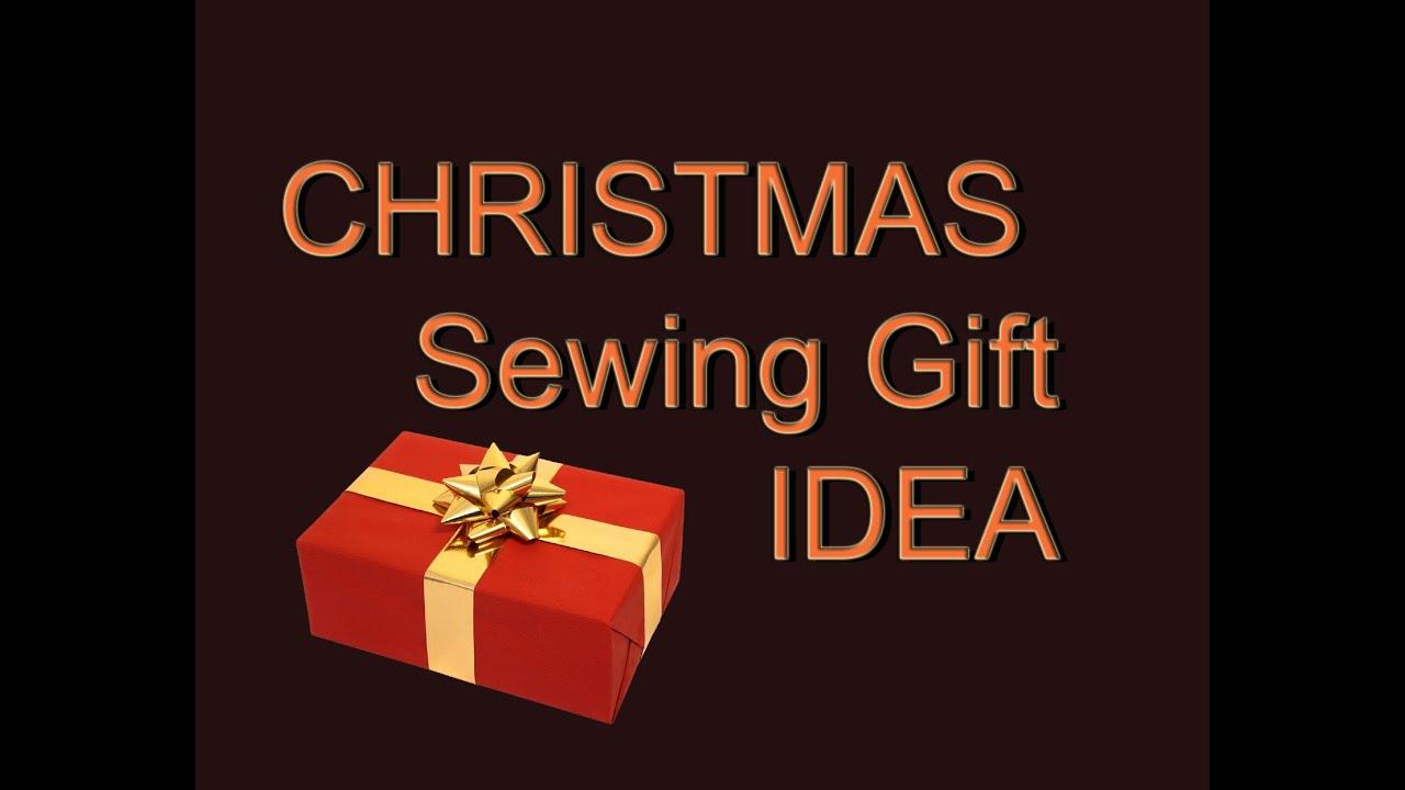 Sewing gift idea / Christmas Gift / AGA Towel / Oven Towel - YouTube