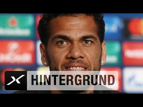 Dani Alves: Darum will ihn Pep Guardiola zurück | Juventus Turin