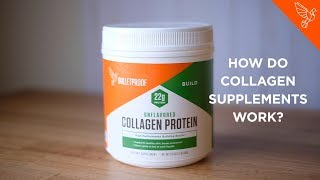 How Do Collagen Supplements Work?