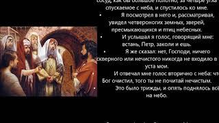 Евангелие дня 15 Мая 2020г