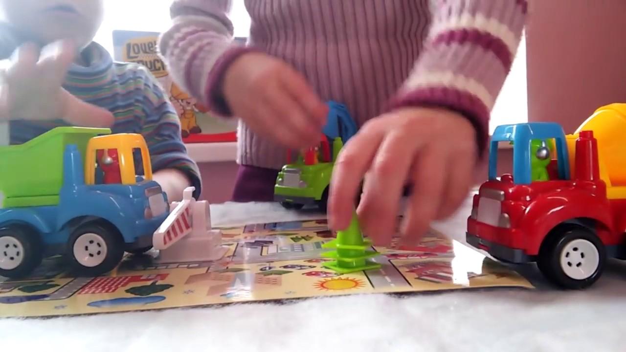 Видео для детей.Про машинки.Машинки для детей от 3 лет ...