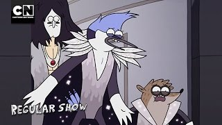 Skydiving | Regular Show | Cartoon Network