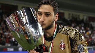 Джанлуиджи Доннарумма и «Милан»: главное