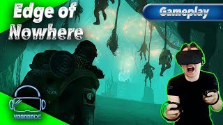 Edge of Nowhere - Das Horror Tomb Raider [Let's Play][Gameplay][German][Rift][Virtual Reality]
