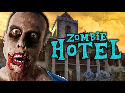 Зомби отель -