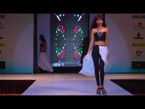Designer Pooja @Passion360 India 360 Fashion Week Lucknow Summer Festive 21-23 March 2018