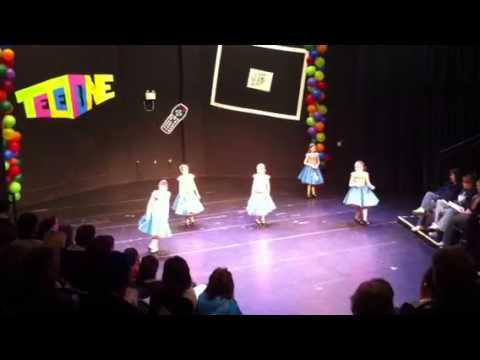 Haley's tap dance