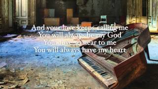 Still Small Voice - Trent (Vineyard Worship) Official Lyric Video from You Make All Things New