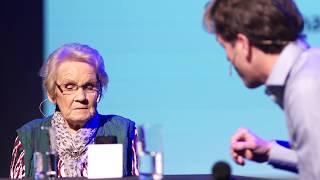 Een enerverend gesprek met ouderen over technologie in de zorg