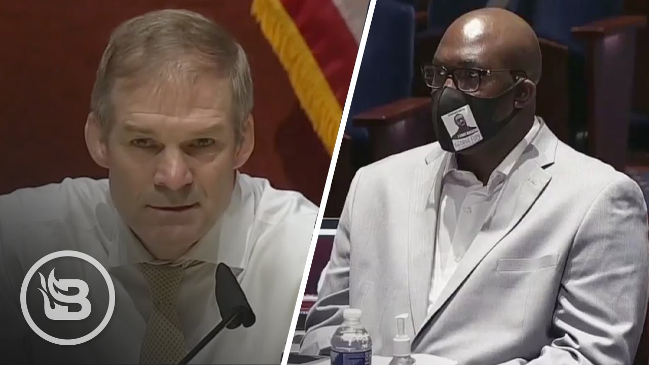 """Jim Jordan Talks with George Floyd's Brother, Exposes the """"Defund the Police"""" Narrati"""